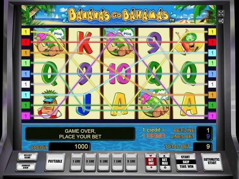 Bananas Go Bahamas Slot Game Review